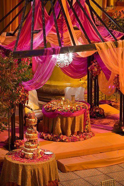 35 mejores im genes de decoraci n fiesta hind en for Decoracion estilo hindu
