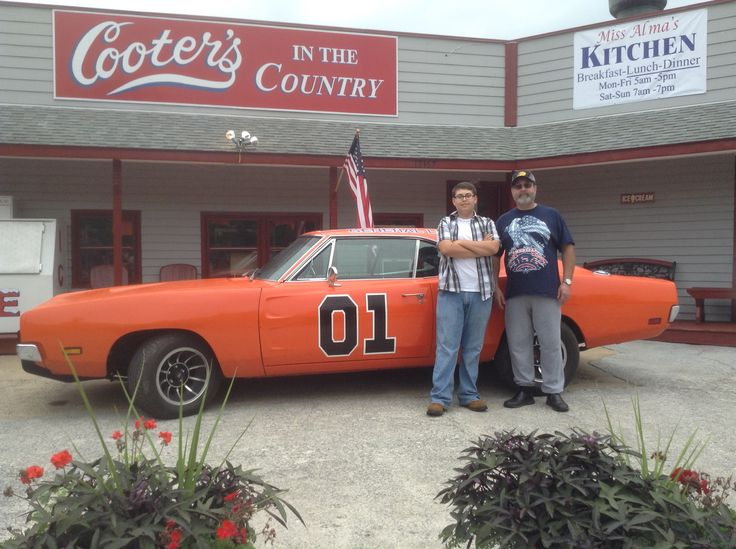 Cooters garage