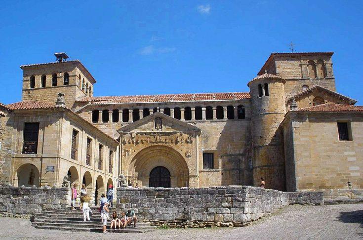 Santillana_del_Mar_-_Colegiata_de_Santa_Juliana,_exterior_02.jpg (1528×1010)