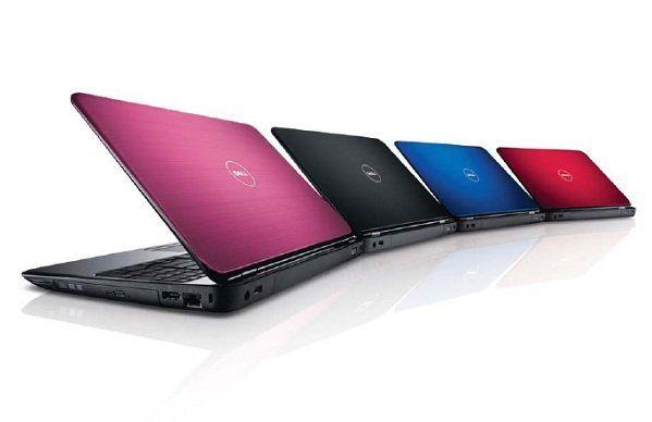 #kolorowe #laptopy firmy #Dell z http://netgeeks.pl/laptop-do-1500-zl/