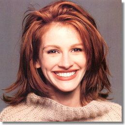 Julia Roberts, love her hair, love her smile, love her!!