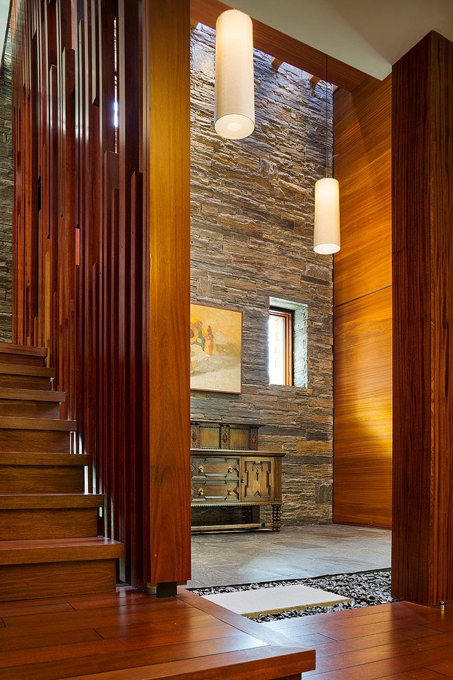 Chalon Residence by Dynerman Architects