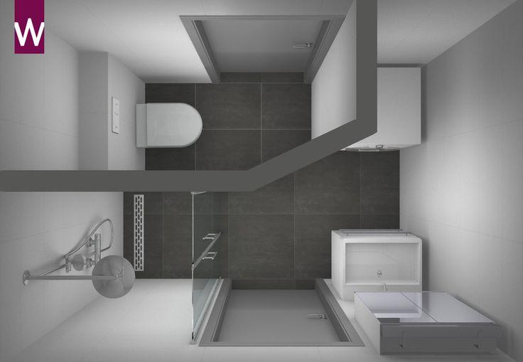 61 best 3d badkamer ontwerpen images on pinterest showroom accessories and bathroom ideas - Badkamer meubilair ontwerp eigentijds ...