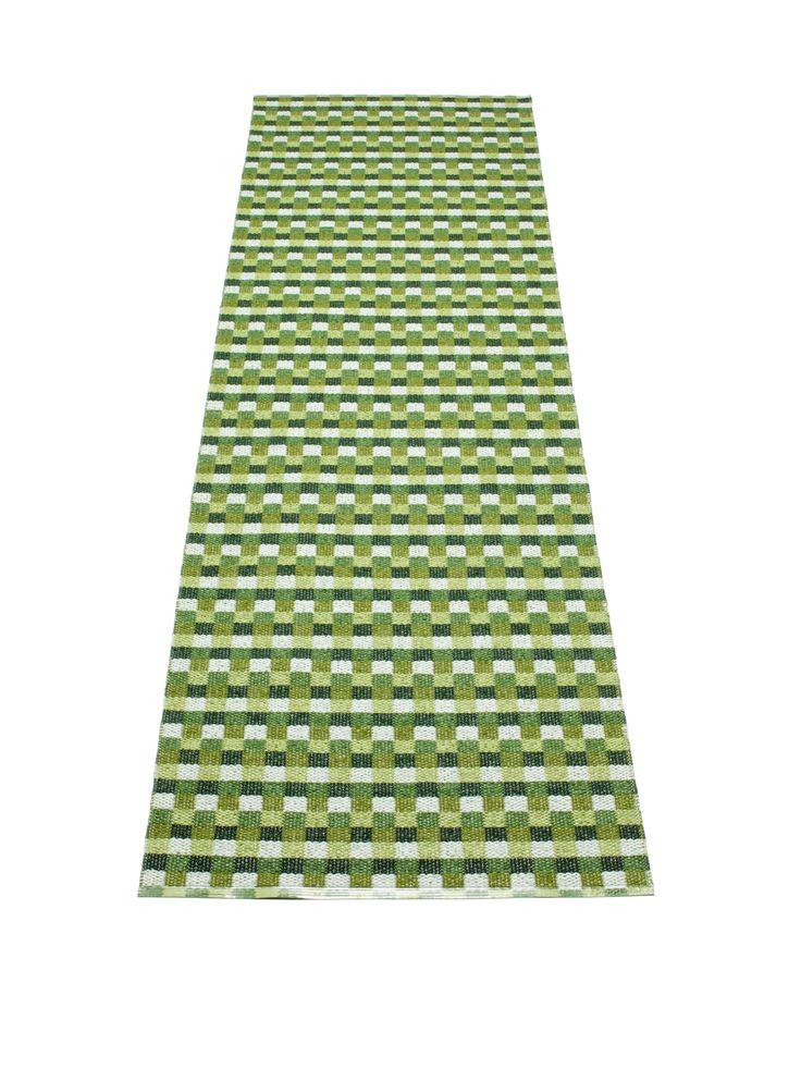 Pappelina Mose grön