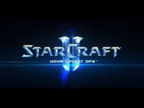 Mission Pack 3 Nova Covert Ops Music OST from Patch 3.8 by Jason Hayes #games #Starcraft #Starcraft2 #SC2 #gamingnews #blizzard