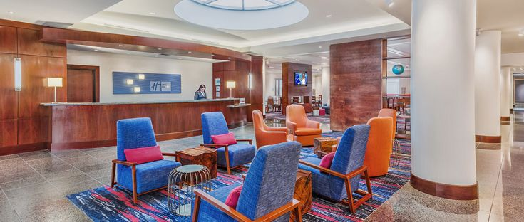 HOLIDAY INN EXPRESS FISHERMANS WHARF SAN FRANCISCO- Design Atelier San Rafael, CA