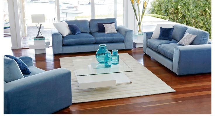 Catalina 3-Seater Sofa - in a chaise - Harvey Norman