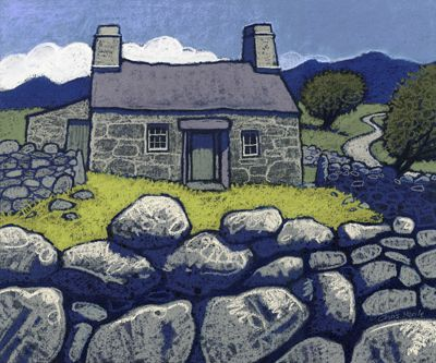 TY NEWYDD,,,Chris Neale (Welsh artist)