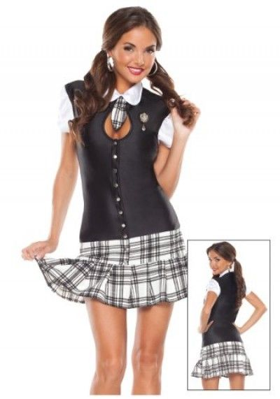 55 Best Sexy School Girl Costumes Images On Pinterest -9829