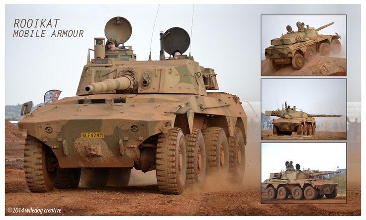 SANDF armoured fighting vehicle Rooikat by wiledog on DeviantArt