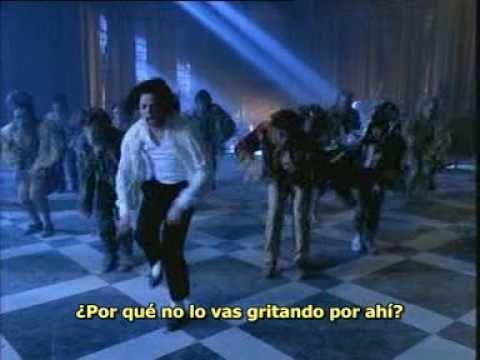 Michael Jackson Ghosts Subtitulos en español 2-4
