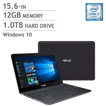 Asus K556UQ-Q72-CB Bilingual Notebook, i7-6500U $1,099.99 at Costco.ca