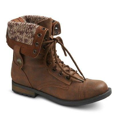 Women's Betty Combat Boots www.target.com Size 6.5