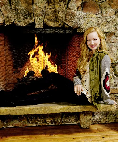 Dove Cameron on cloud 9