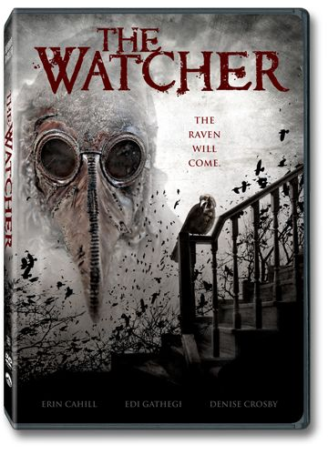 'It knows where you live' The Watcher is a 2016 American horror film written and directed byRyan Rothmaier, making his feature debut. It starsErin Cahill, Edi Gathegi and Denise Crosb…