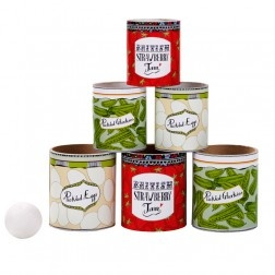 Village Fete Tin Can Alley Game - diy spray paint tin cans and get a cricket? ball