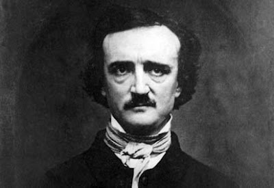 I became insane, with long intervals of horrible sanity. -Edgar Allan Poe