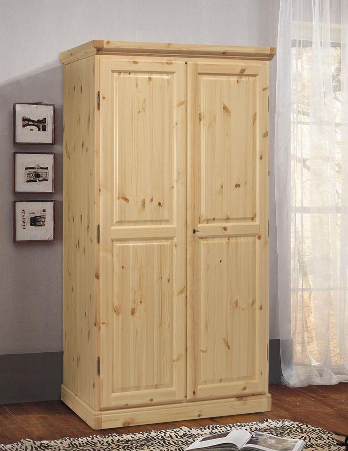 Armadio rustico in legno di pino massiccio di Svezia! www ...