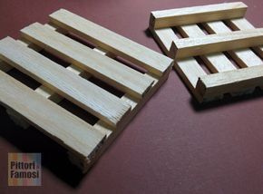La guida su come creare i sottobicchieri in pallet di legno può essere seguita da tutti, data la poca difficoltà di realizzazione. Bastano legnetti e sega.