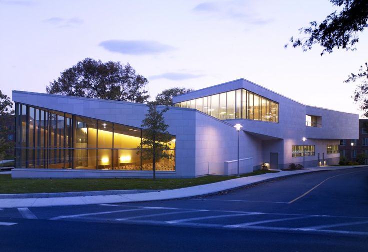 Admissions Center, Brandeis University / Charles Rose Architects Inc.: Admiss Center, Design Houses, Brandei Universe, Charles Rose, Architecture Inspiration, Breathtak Building, Architecture Ii, Architecture Design, Rose Architects