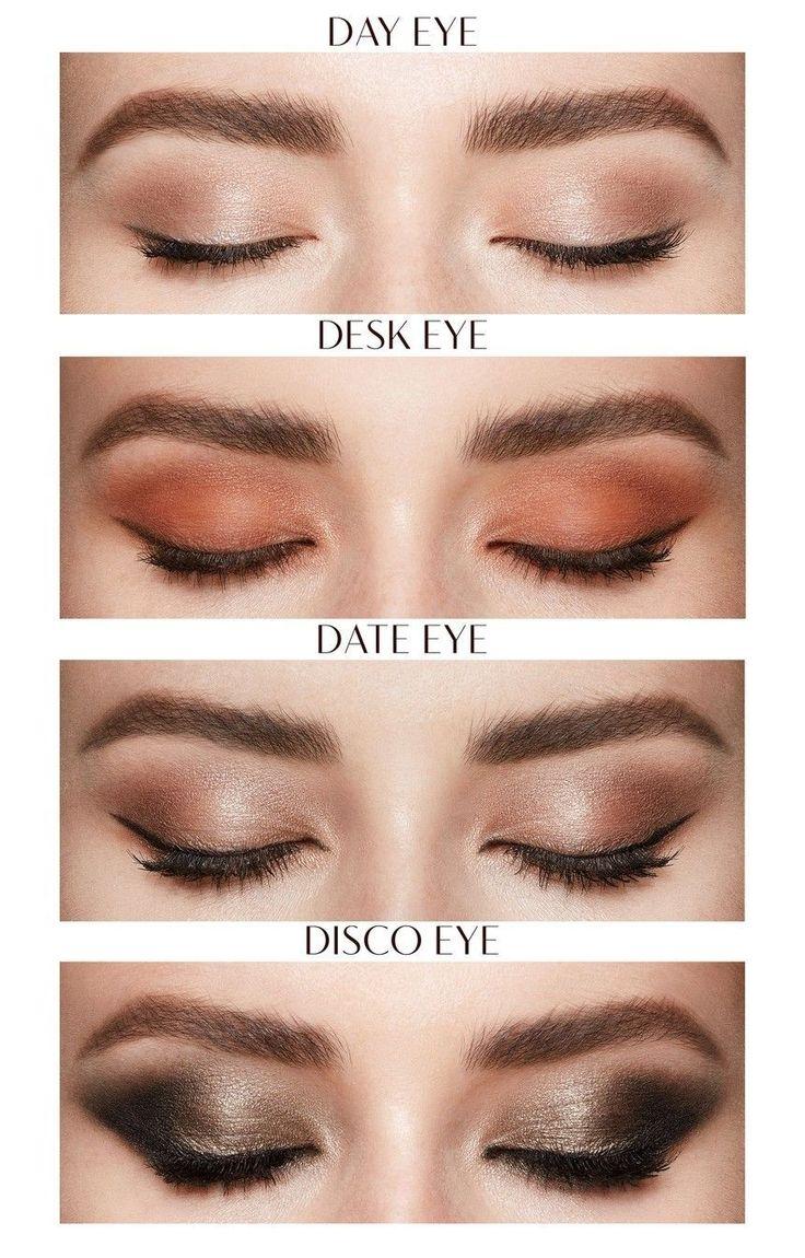 Everyday eye makeup – Miladies.net