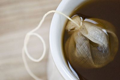Thé - Clarestina Petit pochon de thé. Authentique.