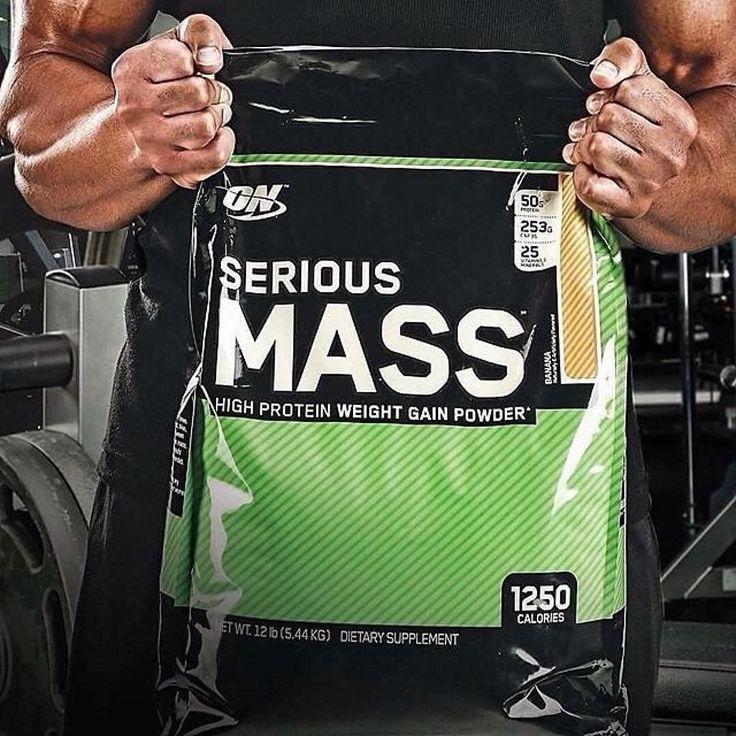 Идеальный гейнер с натуральным вкусом для быстрого наращивания мышечной массы ⠀ Serious Mass (5450 г) от Optimum Nutrition Купить за 3690 руб. www.maxman.ru ⠀ В каждой порции продукта содержится 1250 кКал. Этого количества серьезным спортсменам хватает для того, чтобы создать мощную рельефную мускулатуру. Благодаря сбалансированному составу продукта, человеческий организм с каждой порцией получает весь необходимый комплекс питательных ингредиентов (протеины, углеводы, витамины и минералы)…