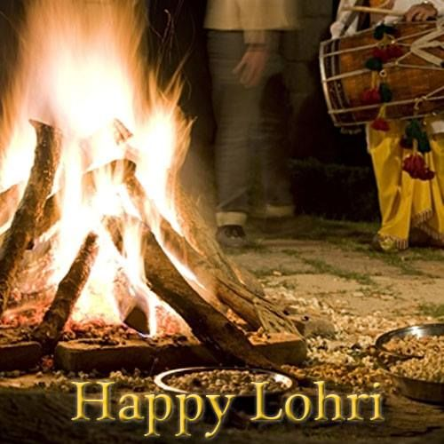 Lohri greetings to everyone! May this festival brighten your lives with abundant happiness, prosperity & good health.