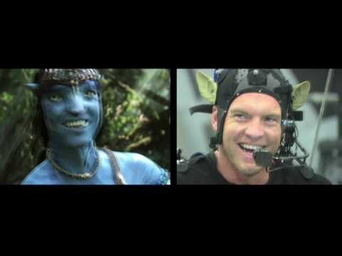 """In discussing the technology behind the movie """"Avatar"""", director James Cameron discusses the concept of the uncanny valley, an emotional bridge between a human performer and a digital character. Although audiences do not have to believe the figure is """"real"""" being, they should believe that the character is a fully emotional one. To achieve this, the movie applies special """"head rigs"""", in which a camera is attached to an actor's head in order to capture the """"emotionality"""" of a specific moment."""