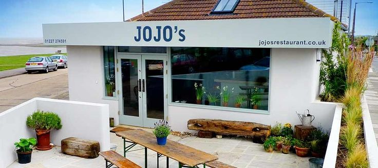 This is my favourite restaurant in Whitstable (it's actually 5 minute drive in Tankerton)