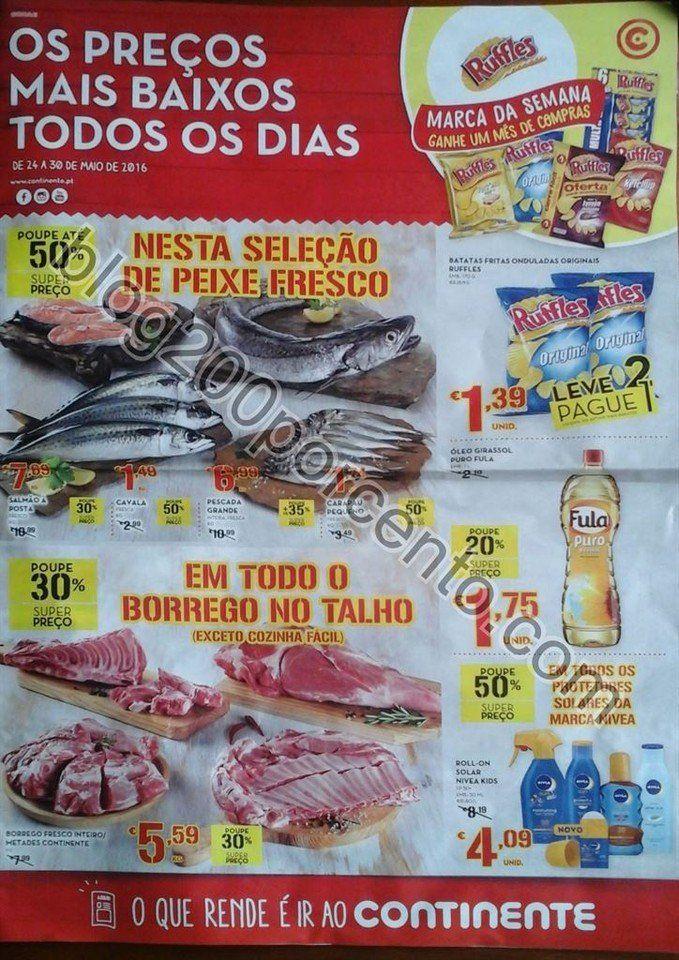 Antevisão Folheto CONTINENTE Promoções de 24 a 30 maio - http://parapoupar.com/antevisao-folheto-continente-promocoes-de-24-a-30-maio-2/