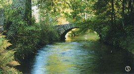 vchynicko-tetovský plavební kanál - jeden z 8 kamenných mostov