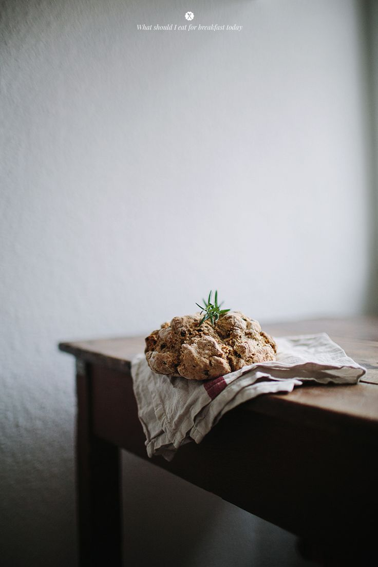 Rosemary, raisin and almond bread
