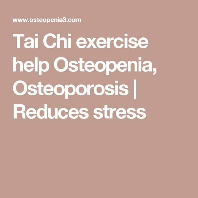 Best Way To Treat Osteoporosis Naturally