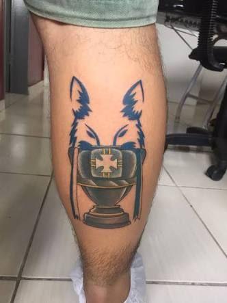 a4d74015e2 Resultado de imagem para tatuagem cruzeiro