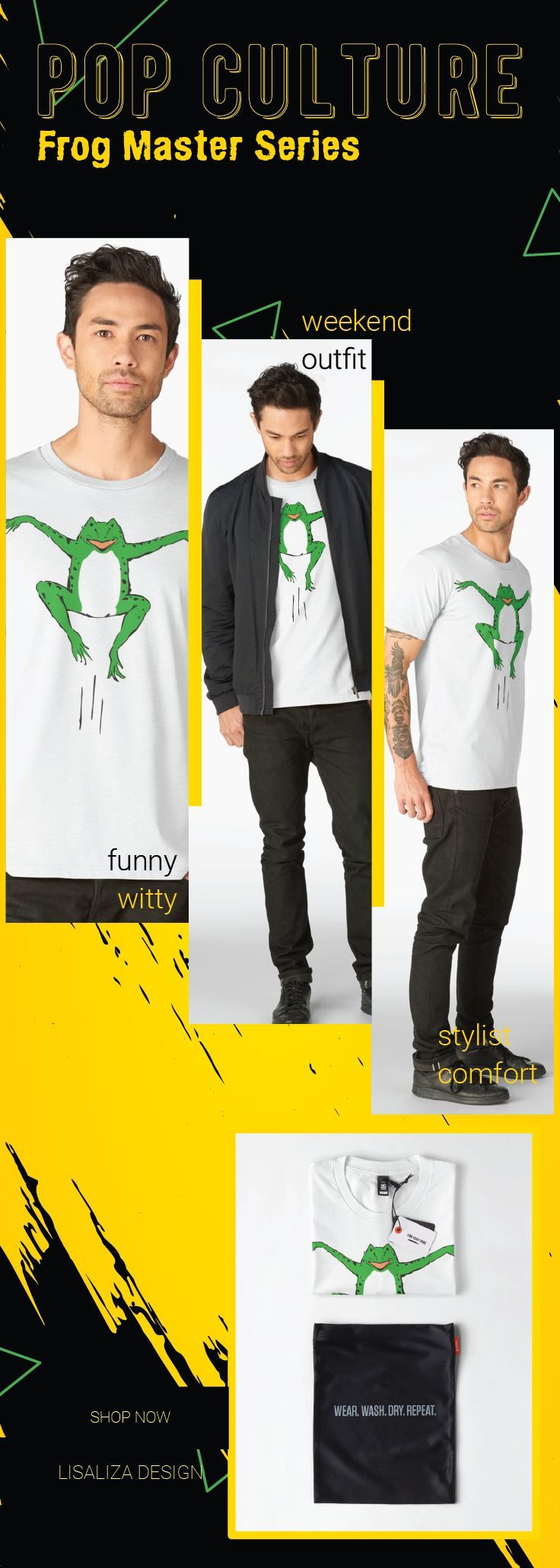 Men's Premium T-Shirt Frog Master - Crane Jump byLisaLiza Redbubble.   Get one today! Men's & Women's Sizes available.   Check out our full catalog for tons of funny ,witty & cool pop culture inspired t shirt   #PopCulture #ForTeens #Teens #Cool #Funny #Witty #Gifts #FrogMaster #RedbubbleMen   #Lisaliza #Frog #Redbubble #tumblr #Pet