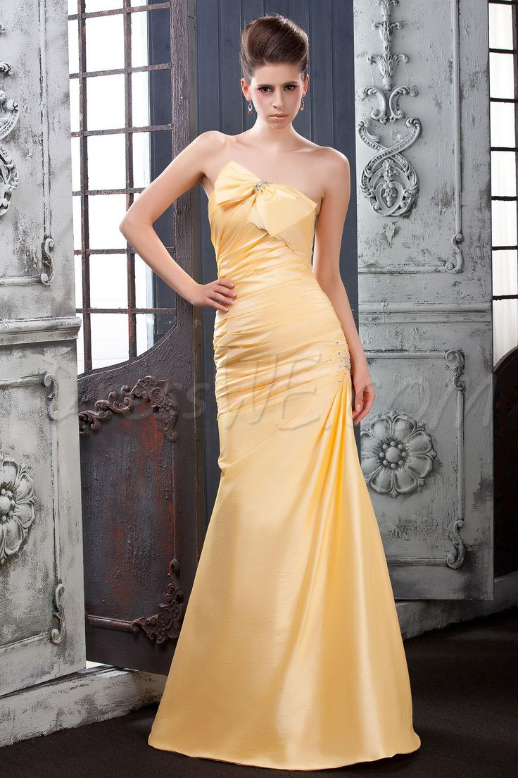 Dresswe.comサプライ品華やかなトランペット/マーメイド足首までの長さの恋人ララのPROM /イブニングドレス プロムドレス ヴィンテージ