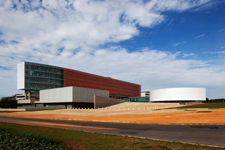 Built by Projeto Paulista Arquitetura in Brasília, Brazil with date 2011. Images by Nelson Kon. The plot selected for the construction of the new Chamber is located on the Monumental Axis beside Praça do Buriti (B...