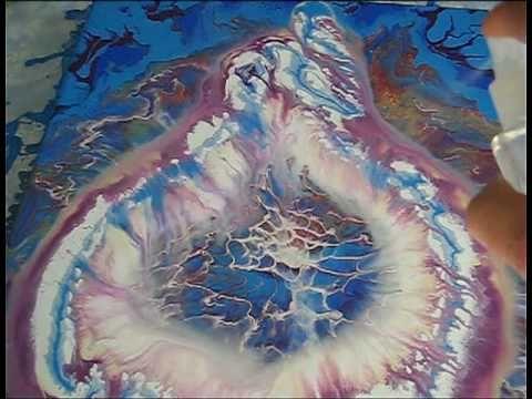 Artiste peintre intuitif visionnaire / MIKY voyageur dans le temps et l'...