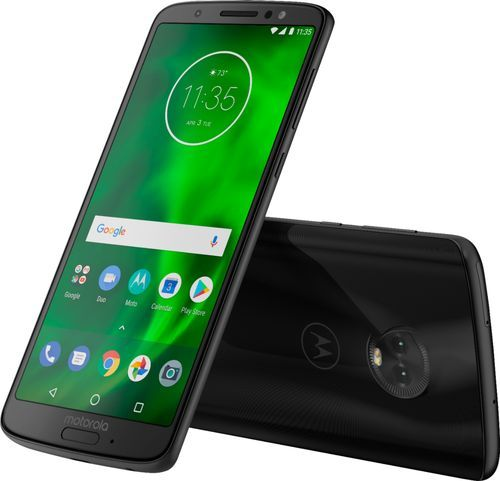 Motorola Moto G6 With 32gb Memory Cell Phone Unlocked Black Unlocked Cell Phones Motorola Phone Verizon Wireless