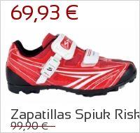 Oferta Flash Zapatillas Spiuk Risko Azules 2014 Hay cuatro colores :) http://www.shoppingcycling.es/zapatillas-spiuk/3347-zapatillas-spiuk-risko-azules-2014-8435299076214.html