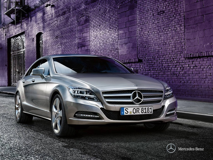 Mercedes-Benz CLS. Looks that make your heart race. Safety systems that reassure you