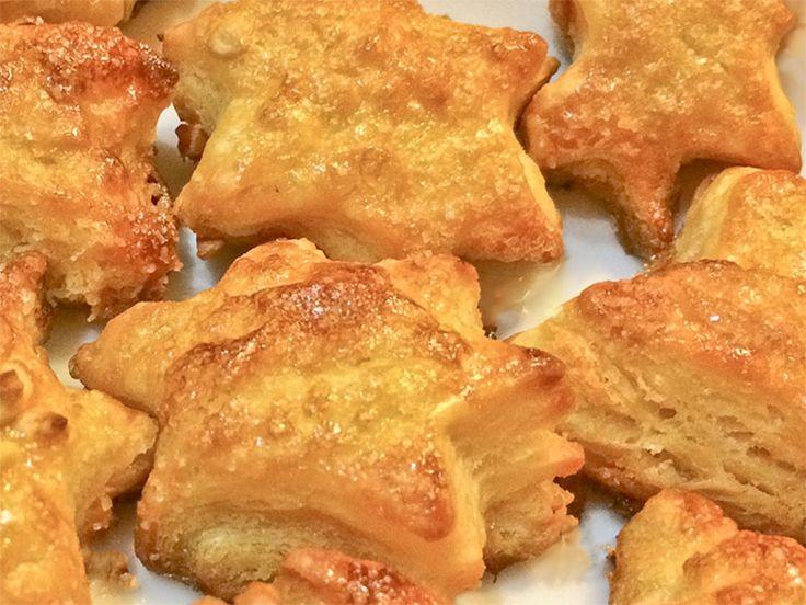 Ciasteczka półfrancuskie | Mamolka