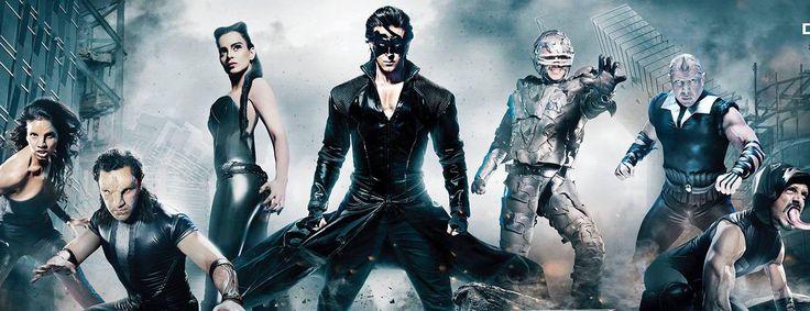 Revealed: The SIX villains in 'Krrish 3' — BollyBrit