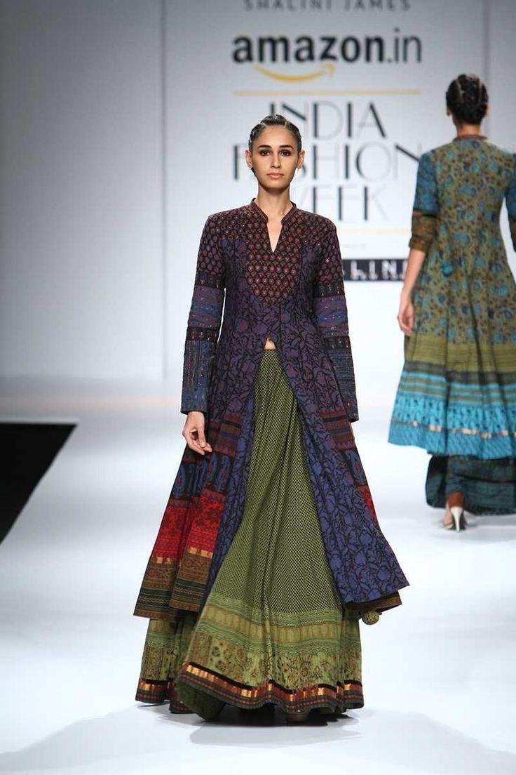 Shalini James at Amazon India Fashion Week Spring/Summer 2016