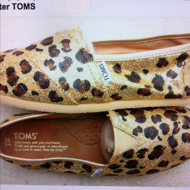ahh Love!: Shoes, Fashion, Print Toms, Style, Cheetah Print, Cheetah Toms, Leopard Prints, Leopard Toms