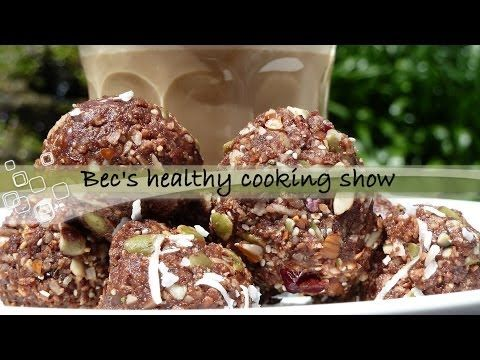 ▶ Bliss balls/protein balls - YouTube