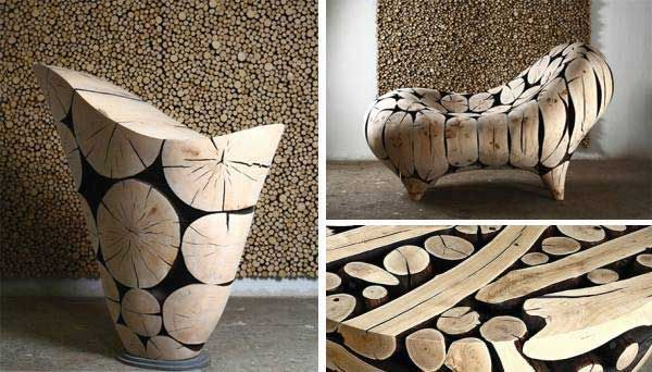 A few old branches aren't worth much to us (unless there's a fire in need of building), but this post will convince you that they are worth a second glance. You will find some people take a bunch of logs and turns them into a piece of furniture; Also you can find many kinds of […]