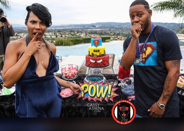 TSR EXCLUSIVE: SINGER ERIC BELLINGER MARRIES MEAGAN GOOD'S SISTER – AND SHES PREGNANT! – The Shade Room