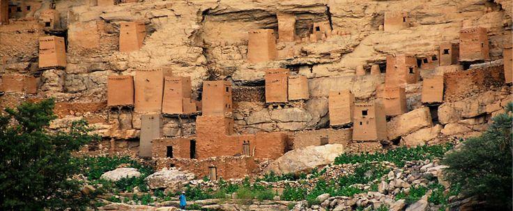 Bandiagara, Mali, Afrika